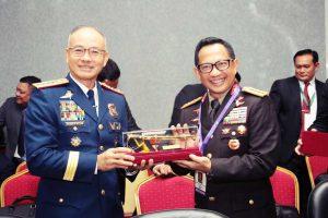 Polri menghadiri 38th Aseanapol Conference di Brunei Darussalam