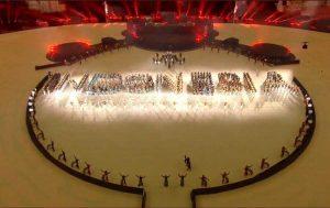 Pesta Olahraga Bersejarah Indonesia Kibarkan Energi Asia