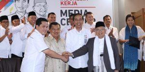 Inilah Tim Kampanye Jokowi-Ma'ruf di bawah komando Erick Thohir