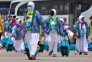 Seminggu Fase Pemulangan, Jemaah Haji Wafat 237 Orang