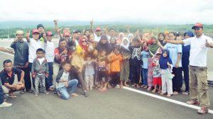 Relawan Jokowi-Amin di Bogor Sukabumi Militan
