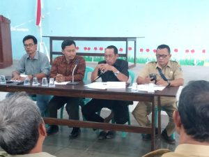 PKD Sampaikan Hasil Konsultasi Hukum Dari PTUN Dan UB Terkait Pilkades Serentak Di Kabupaten Kediri