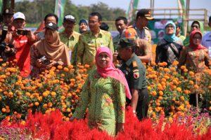 Gubernur Jatim Resmikan Desa Wisata Dewi Cemara