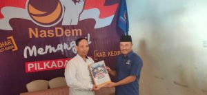 Kang Ridwan Kembalikan Formulir Optimis Dapat Rekom